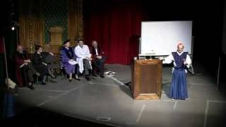 57th University of Chicago Hillel Latke-Hamantash Debate 2003 (Donald Levine Part 2)
