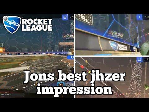 Daily Rocket League Moments: Jons best jhzer impression thumbnail