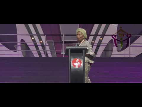 REV FUNKE FELIX ADEJUMO || WOMEN OF DESTINY 2018 || PART B