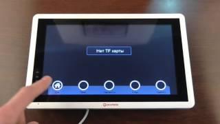 Обзор видеодомофона Qualvision QV IDS4A04