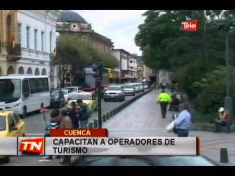 Capacitan a operadores de turismo