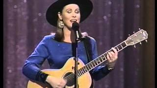Suzy Bogguss - I want to be a cowboy's sweetheart