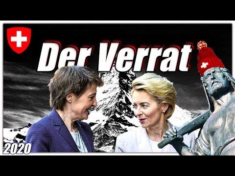 Sommarugas Verrat | Geheimer EU Pakt mit Von der Leyen | Weltwoche deckt auf