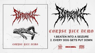 CORPSE PILE - SELF-TITLED [OFFICIAL DEMO STREAM] (2020) SW EXCLUSIVE