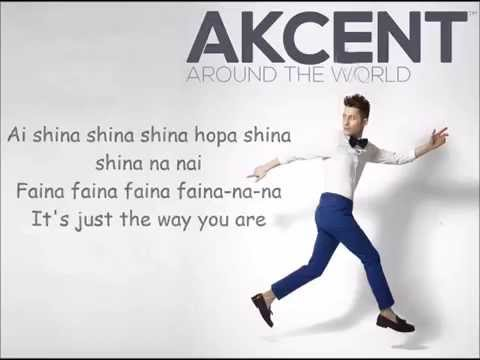 Akcent feat Liv - Faina (LYRICS)