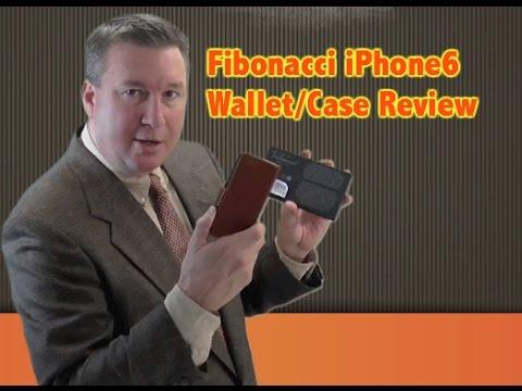 new product baf22 772eb Fibonacci iPhone 6 Wallet/Case by Dreem - Review