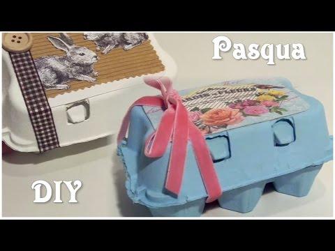 Cartoni delle uova porta ovetti pasqua shabby chic youtube - Porta shabby chic ...