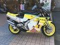 HB女子キック一発 美人ライダー 1992 Suzuki RGV250Γ VJ22A 1992 スズキ・RGV250ガンマ スズキユーザー スズキファン 美少女ライダー