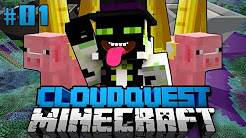 Minecraft Cloudquest