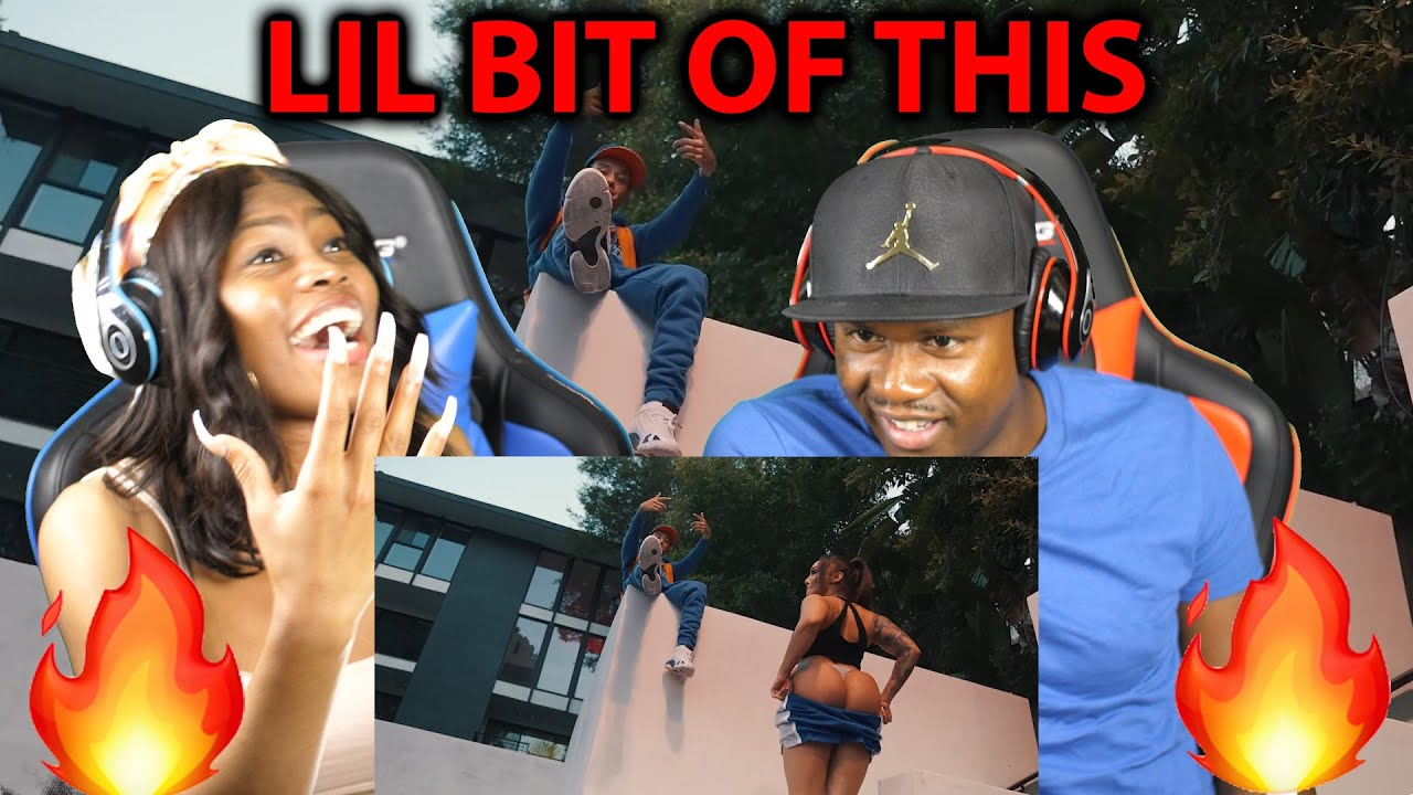 Download Central Cee - Little Bit of This [Music Video] REACTION