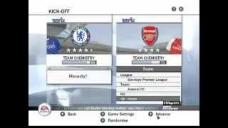 GAMEPLAY FIFA 08 PC!