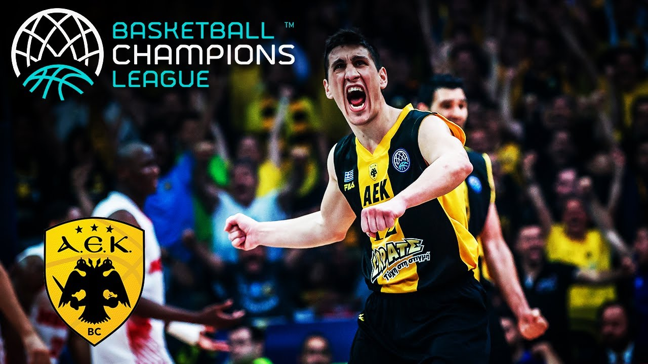 AEK's BEST Plays & Moments All-Time
