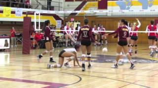 CIF Volleyball Playoffs: Long Beach Wilson vs. Redondo Union