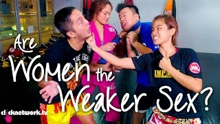 Are Women The Weaker Sex? - Wonder Boys: EP7