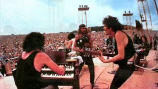 Santana - Soul Sacrifice(Woodstock 1969 Concert), Mono-Mix from 1969 Cotillion recordings.