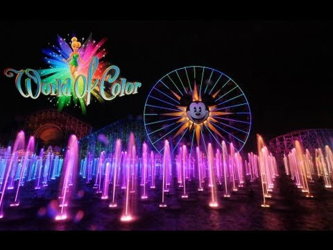 Disney's World of Color California Adventure 2013- 1080P HD