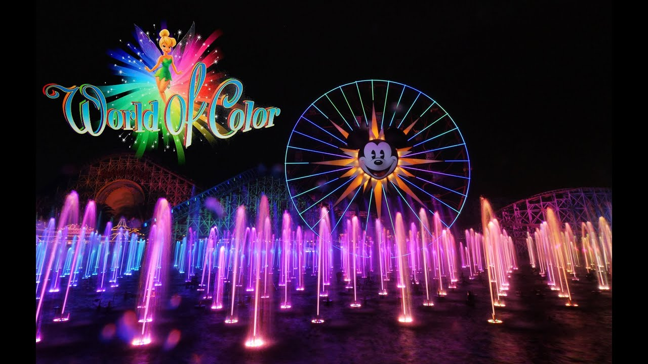 Image result for world of color