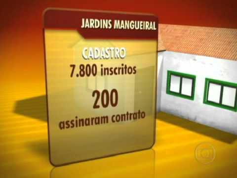 GDF começa entregar imóveis do Condomínio Jardins Mangueiral