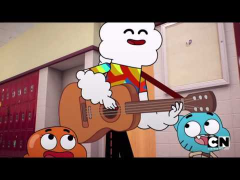 The Amazing World of Gumball  The Advice Song Take My Advice