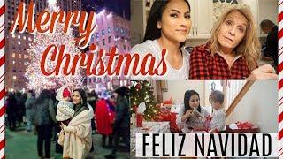 CHRISTMAS EVE IN NEW YORK | FELIZ NAVIDAD | XoJuliana