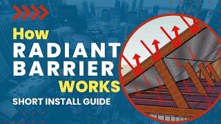 Atticfoil Videos Installation And Info Atticfoil