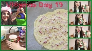 ❄ Vlogmas Day 19 | Chocolate and Bubbles! ❄