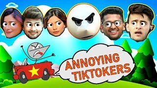 Annoying TikTokers In My Life | Angry Prash : Vietnam Vlog