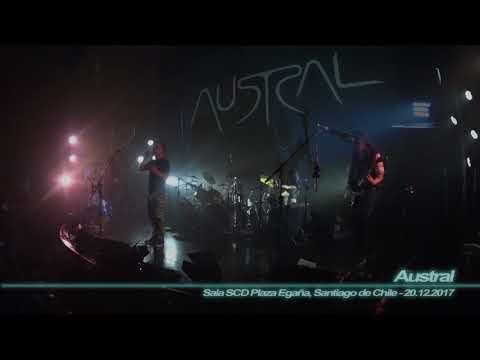 Austral - Exterminio ( Mix.Cam - Sala SCD Plaza Egaña, Santiago de Chile - 20.12.2017 )