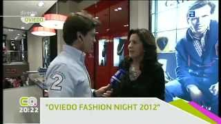 Guadalupe Cuevas en la Yo Dona Adymo Oviedo Fashion Night Thumbnail