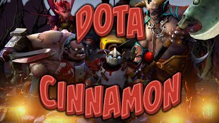 Dota 2 Cinnamon Ep.1 (funny moments)