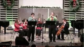 Keith Wood & Mark Roberts (Piccolo Trumpets), Vivaldi