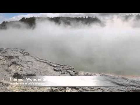 Taupo Park, Geothermal and Volcanic Zone