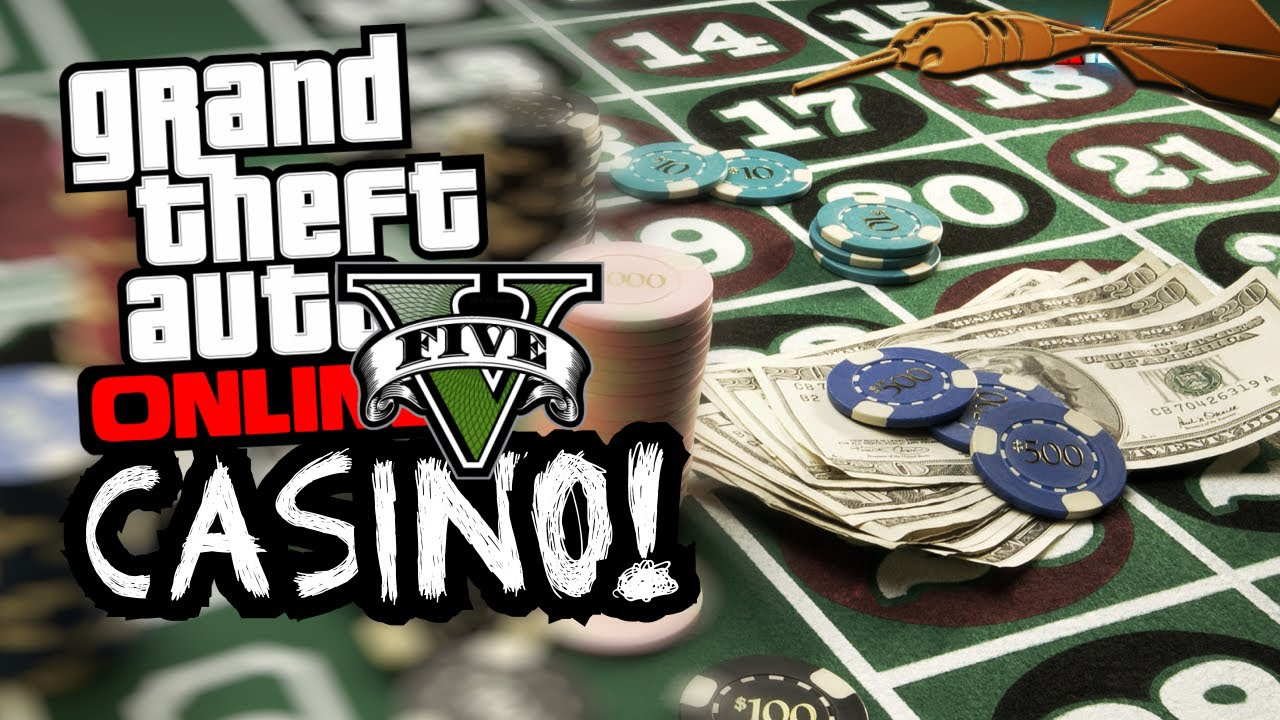 gta v online casino update poker joker