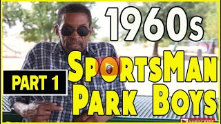 Sportsman Park Boy talks early formation, hanging with future Westside Crips, & Dati fighting Tookie