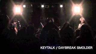 2010.10.1(sat) KEYTALK Live at 熊本Django 九州ツアー2日目、Vo.Gu....
