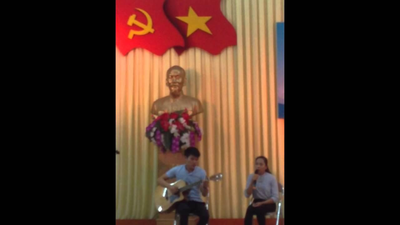 Cảm ơn cha (Cover Guitar)-Khoa Vật lí Đại học Sư phạm Thái Nguyên