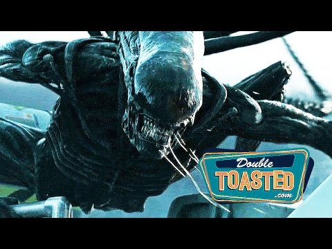 ALIEN COVENANT MOVIE REVIEW - Double Toasted Review