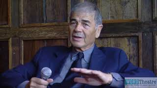 WordTheatre® Moments: Interview with Robert Forster at Soho House