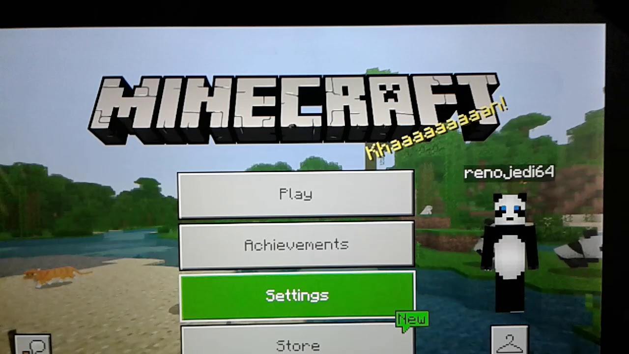 HOW TO PLAY MINECRAFT PE WITH PS9 CONTROLLER! - YouTube