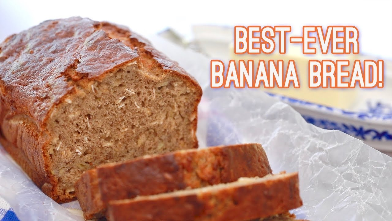 Gemmas best ever banana bread youtube gemmas best ever banana bread forumfinder Choice Image