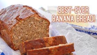 Gemma's Best-Ever Banana Bread