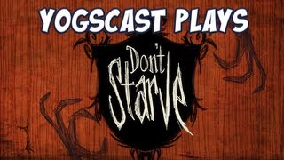 Don't Starve - Simon's first Night