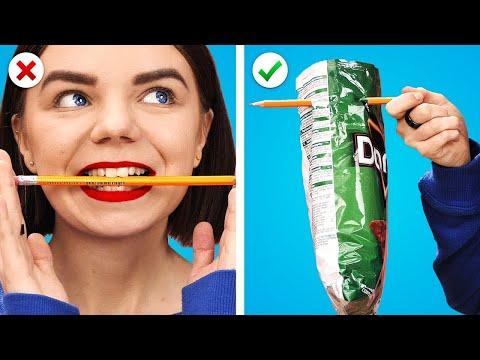 10 Fun DIY School Ideas And School Supply Crafts