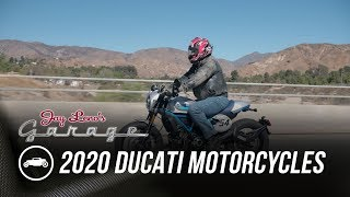 homepage tile video photo for North American Premiere of 2020 Ducati Motorcycles - Jay Leno's Garage