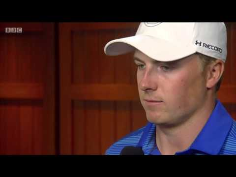 Jordan Spieth's Intervew After Collapsing on Final Day at Masters 2016