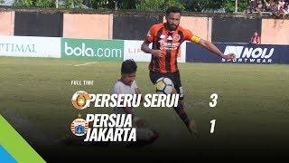 Download Video [Pekan Tunda] Cuplikan Pertandingan Perseru Serui vs Persija Jakarta, 3 Juli 2018 MP3 3GP MP4