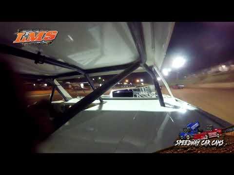 #21 Chase Deese - Renegade - 3-7-20 Lancaster Motor Speedway - In-Car Camera