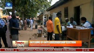 Go To Court, Ekiti Election Was Free, Fair Without Federal Might-- Oguntuase Tells PDP Pt.2