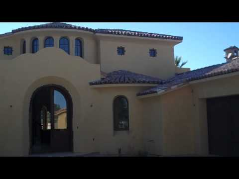 The Hideaway Golf Club - 53347 Via Mallorca - New Construction Short Sale.mp4