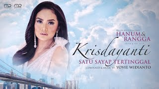 Krisdayanti - Satu Sayap Tertinggal (Official Music Video) | Soundtrack Hanum & Rangga